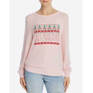 Wildfox Not Another Not Another Ugly Sweater